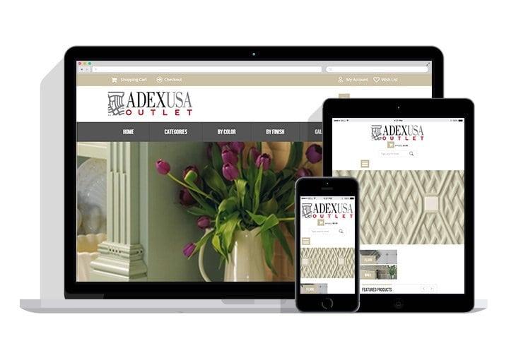 prestashop responsive website redesign