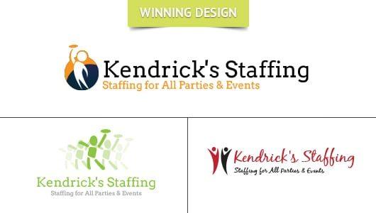 Kendrick's Staffing Logo