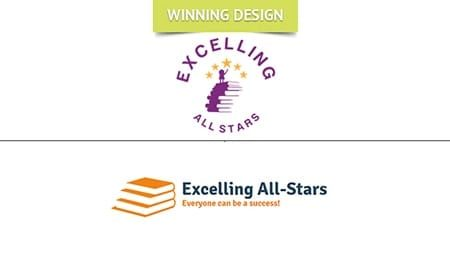 Excelling Logo Design